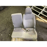 Toyota Hiace TRH201 Left Front Bench Seat 03/2005-01/2014