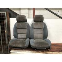 Holden Commodore Front Seats VN Calais 08/1988-07/1993