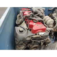 Ford Falcon AU Tickford VCT Engine 09/98-09/02