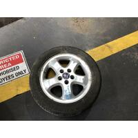 Saab 9 3 Alloy Wheel 16 Inch 06/98-09/02
