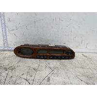 Ford Fairmont Clock AU II 09/1998-09/2002