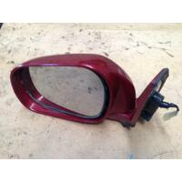 Suzuki Grand Vitara Left Door Mirror 3DR Colour Coded 04/1998-01/2003
