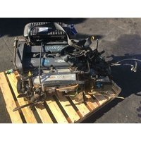 Ford Mondeo LX/CLX HA ZETEC-E Engine 2.0L 1999-2001