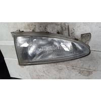Hyundai Excel Right HeadLight X3 3DR Hatch Fits 10/1994-09/2000