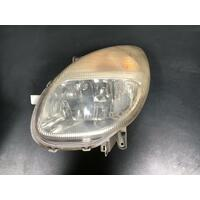 Daihatsu Sirion Left Headlight M100/M101, 06/98-12/01