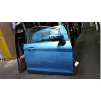Ford Fiesta Hatch 5DR Right Hand Front Door 01/2009-09/2010