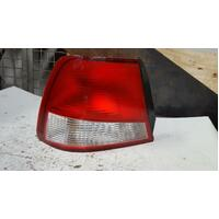 Hyundai Accent LC Left Hand Tail Light 06/2000-02/2003