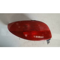 Peugeot 206 Left Tail Light 10/1999-05/2003