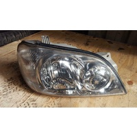 Kia Carnival KV SII Right Headlight 12/2001-09/2006
