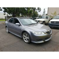 2003 Mazda 6 Luxury Sports Automatic