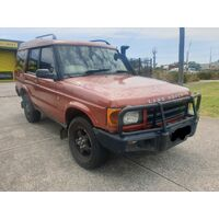 1999 Landrover Discovery Turbo Diesel Manual