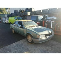1984 Holden Commodore VK 6 Cyl Complete Car