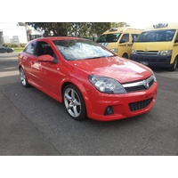 2008 Holden Astra Sri Turbo Coupe Manual