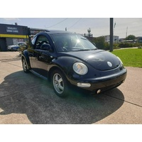 2002 Volkswagen Beetle Turbo Manual