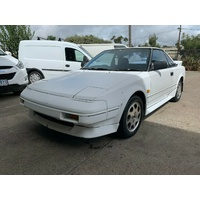 1988 Toyota MR2 AW11 Manual 4AGE