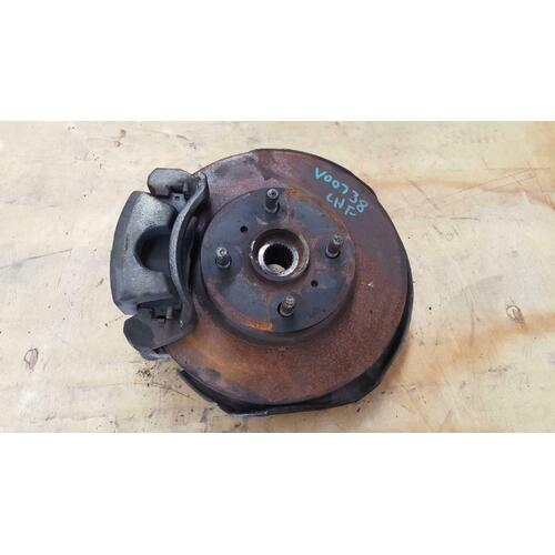 Toyota Prius NHP10R left front hub assembly 03/12-2016