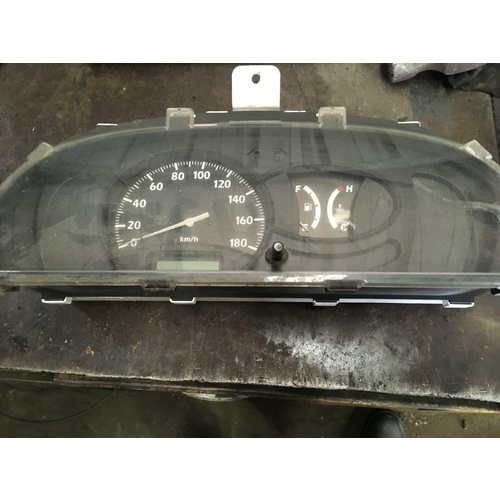Toyota Townace KR40 Instrument Cluster 01/19i97-03/2004