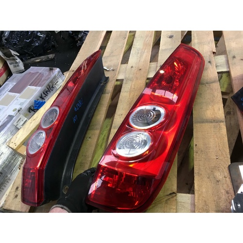 Ford Fiesta WQ Right Tail Light 3DR 10/2005-12/2008